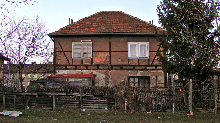 Tipska željezničarska kuća u Magazinskoj ulici [GP 2013.]