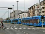 Inauguracija 70. tramvaja nove generacije 07.06.2007. s defileom uzduž Horvaćanske ceste [GP 2007.]