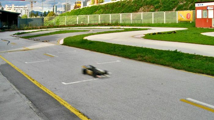 Mini-autodrom u Ulici Ćire Truhelke [2003.]