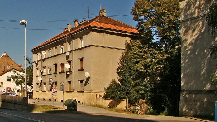 Tipična gradska kuća Ciglenice uz Selsku cestu [GP 2013.]