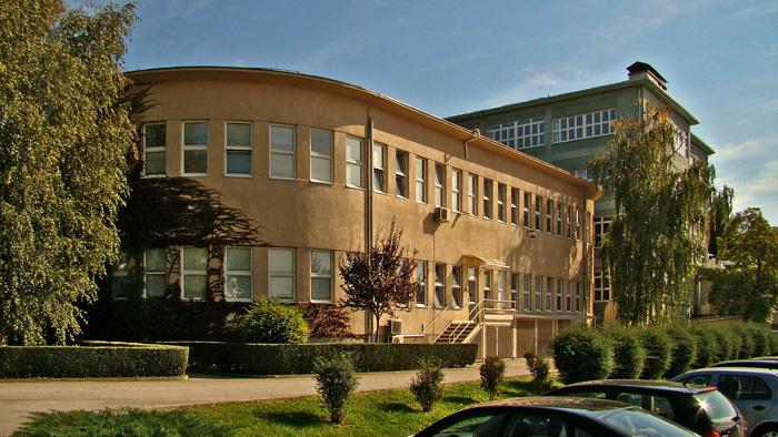 Povijesna zgrada prve hrvatske automatske telefonske centrale