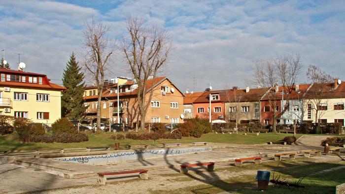 Park Kostelska/Zorkovačka [KK 2010.]