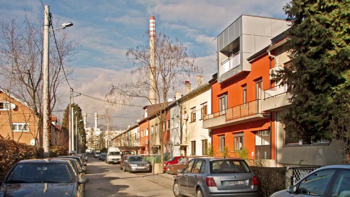 Naselje Prve hrvatske štedionice - južni dio [KK 2010.]
