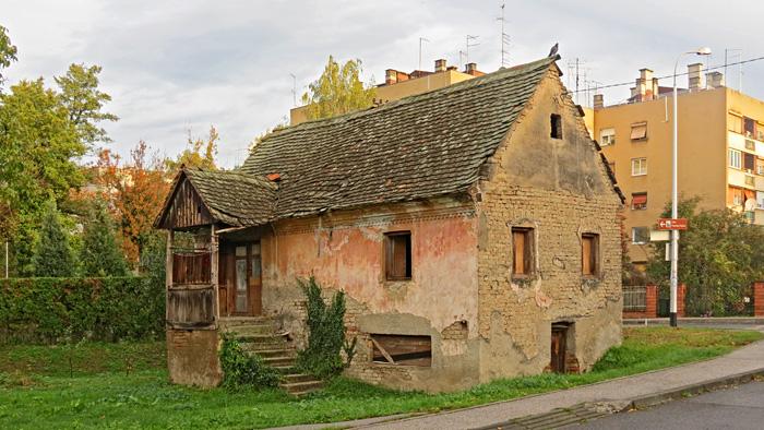Najstarija kuća u Prečkom [VR 2013.]