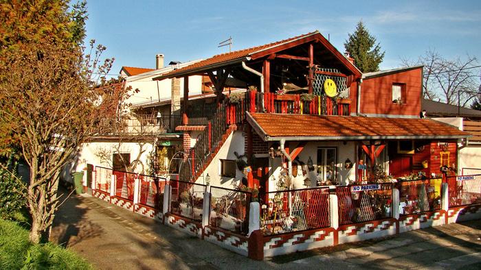 Osebujno uređena kuća u Klanječkoj ulici [GP 2012.]
