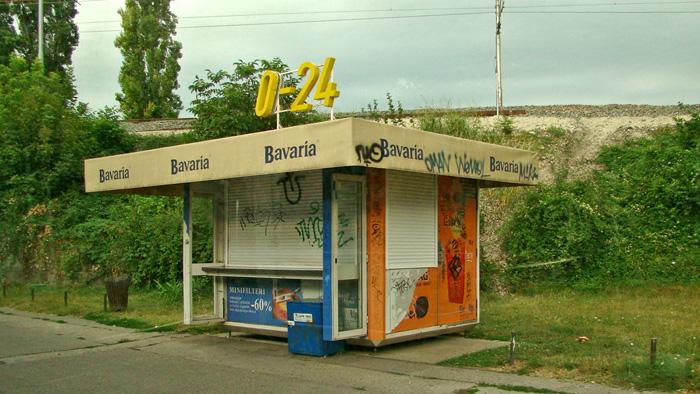 Dugo godina omiljen kiosk 0-24 na Savskoj cesti [GP 2013.]