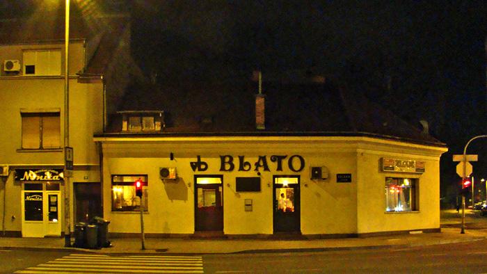 "Kultna gostionica ""Blato"" na Selskoj cesti [GP 2013.]"