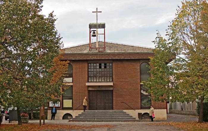 Crkva Duha Svetoga na Staglišću [VR 2013.]