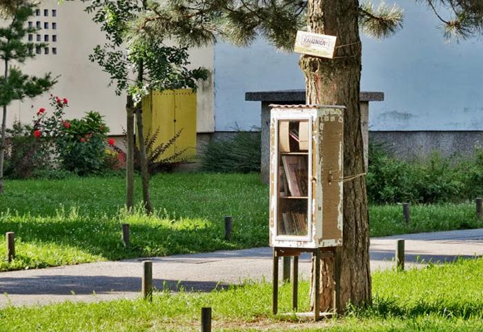 """""""Sjedište"""" Slobodne knjižnice Franz [VR 2013.]"""