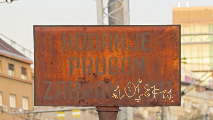 Neodržavana željeznič(ars)ka infrastruktura [VR 2013.]