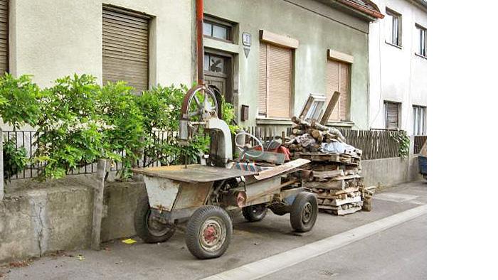 Samovozna pila u Stubičkoj ulici [VT 2007.]