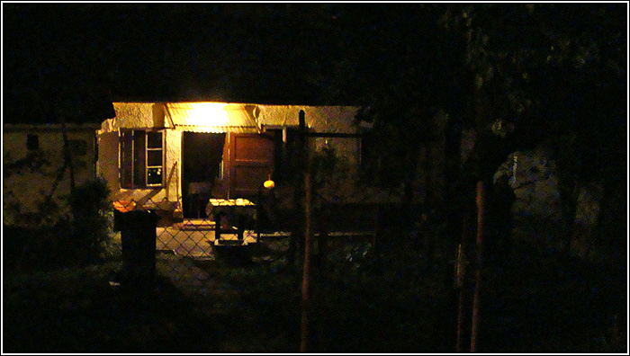 Večer jednog trešnjevačkog dvorišta [2013.]