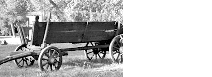 Zaprežna kola za rasuti teret