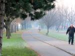 Šetnica, biciklistička staza i drvored uz Ulicu Hrvatskog sokola [VR 2013.]