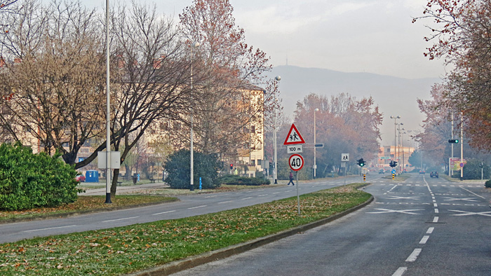 Ulica Hrvatskog sokola [VR 2013.]