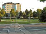 Ostaci željezničkog kolosijeka u Jablanskoj ulici [GP 2007.]
