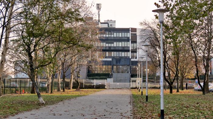 CAOP - Centar za automatsku obradu podataka [VR 2013.]
