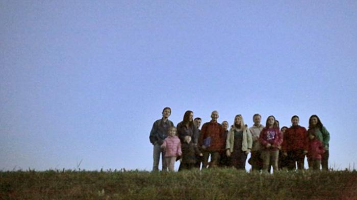 Sudionici šetnje na Savskom nasipu [BT 2014.]