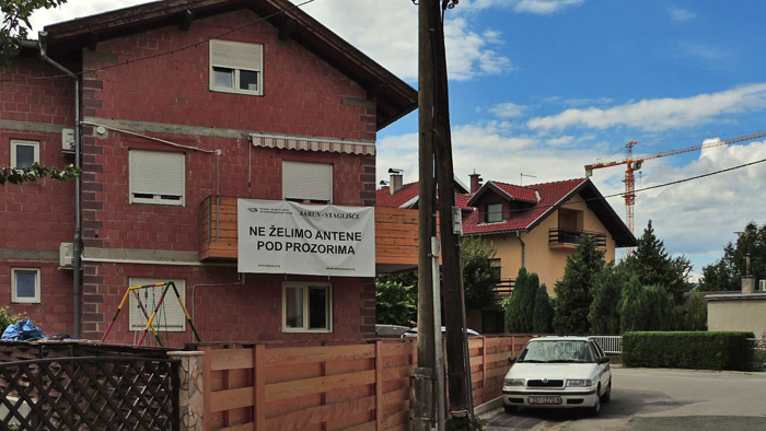 Građanska inicijativa u ulici Staglišće [GP 2014.]