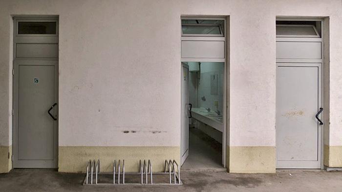 Javni WC na Tržnici Prečko [VR 2014.]