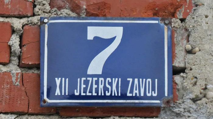 Stara kućna numeracija u Rudešu [VR 2015.]