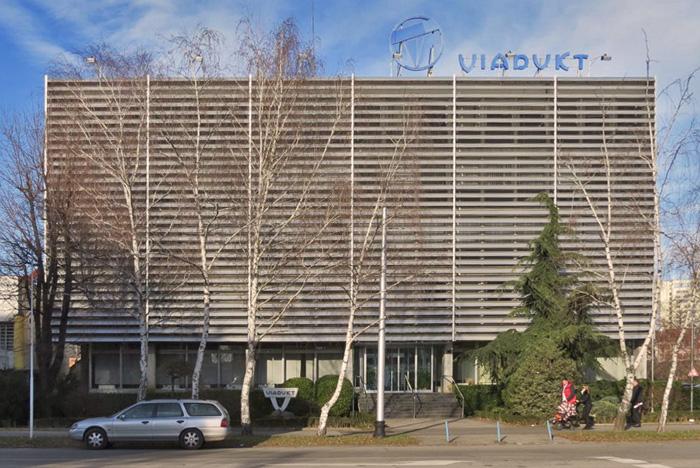 """Poslovna zgrada tvrtke """"Viadukt"""" u Kranjčevićevoj ulici [VR 2015.]"""