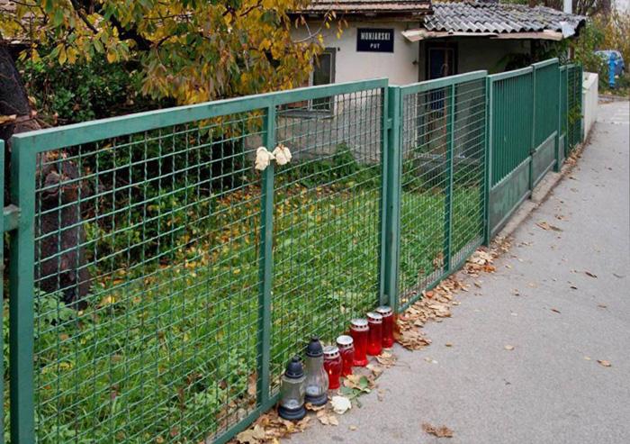 Sjećanje na žrtve prometne nesreće u Krapinskoj ulici uz Munjarski put [VT 2014.]