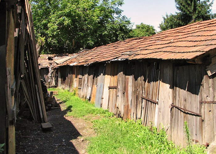 Drvarnice kompleksa socijalnih stanova u Meršićevoj ulici [VR 2014.]