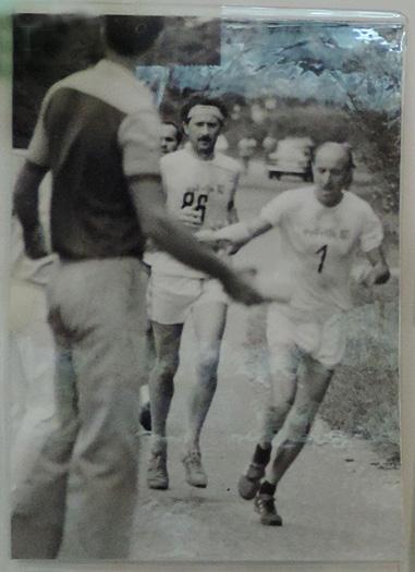 Stjepan Žalac i Franjo Mihalić na maratonskoj utrci iz Prijedora na Kozaru [SŽ 2016.]