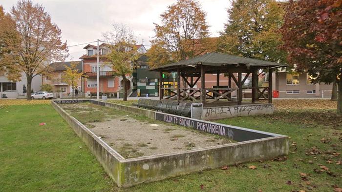 Boćalište uz Centar za kulturu Prečko [VR 2016.]